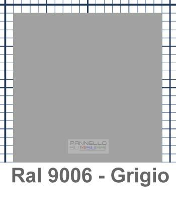 Ral 9006 - Grigio
