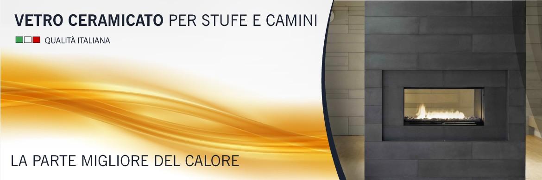 Vetro Ceramicato - stufe e camini